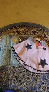 toddler 18 months outerwear lot poncho vest