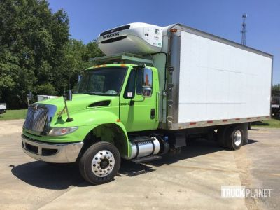 2016 International 4300 Refrigerated Truck