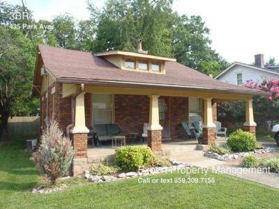 Single-family home Rental - 435 Park Ave