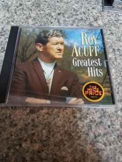 ROY ACUFF GREATEST HITS, EXCELLENT CONDITION, SMOKE FREE HOUSE