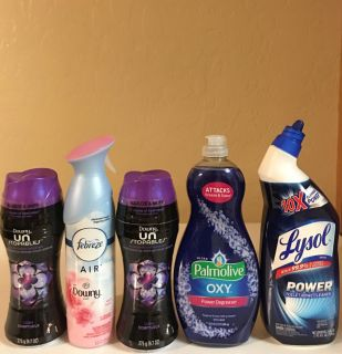 Cleaning Bundle $10!
