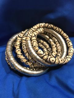 All In 1 Bangle Bracelet. Very Unique