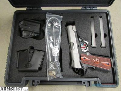 For Sale/Trade: Springfield 1911 EMP 4 9mm