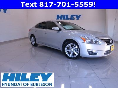 2013 Nissan Altima 2.5 (Brilliant Silver Metallic)