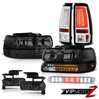 Find 99-02 Chevy Silverado Tail Brake Lamps High Stop Light Headlamps Fog OE Style motorcycle in Walnut, California, United States, for US $329.66