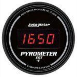 """Find Autometer Sport Comp Digital Series-2-1/16"""" Pyro 0 to 2000 F EGT 6345 motorcycle in Winchester, KY, US, for US $137.66"""