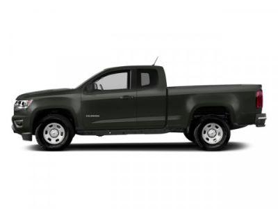 2018 Chevrolet Colorado 4WD Work Truck (Graphite Metallic)