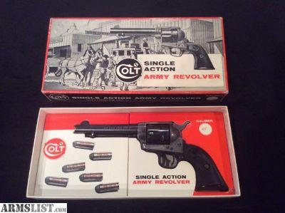 For Sale: Colt SAA Revolver 45 / 5.5 2nd Generation