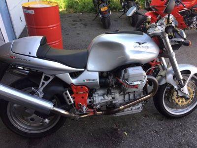 2000 Moto Guzzi V11 Sport Sport Motorcycles Fort Montgomery, NY