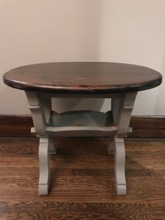 Antique End Table or Side Table