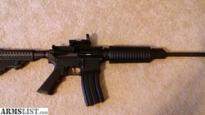 For Sale: AR15 5.56 Carbine with Optics For Sale
