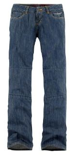 Find Icon Hella Womens Denim Jean Pants Blue motorcycle in Holland, Michigan, United States, for US $85.00