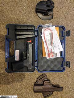 For Sale: S&W M&P 9mm