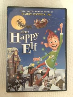 The Happy Elf DVD Like New!