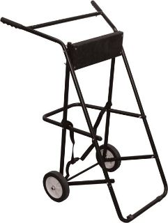 Sell NEW 130 LB OUTBOARD BOAT MOTOR STAND-CARRIER CART DOLLY (OMC-130) motorcycle in West Bend, Wisconsin, US, for US $74.48