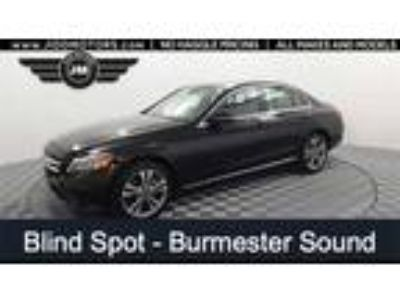 Used 2019 Mercedes-Benz C-Class Black, 19.5K miles