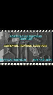 Portillos handyman services