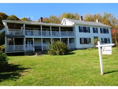 6 Bed 2 Bath Foreclosure Property in West Chesterfield, MA 01084 - Ireland St
