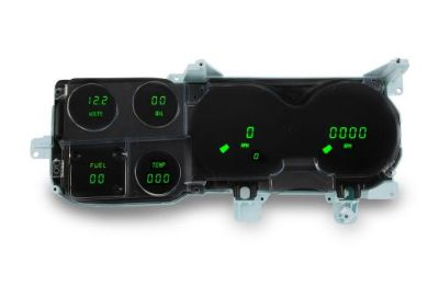 Sell Chevy Truck DIGITAL DASH PANEL FOR 1973-1987 Gauges GMC Intellitronix GREEN LEDs motorcycle in Eastlake, Ohio, United States, for US $199.90
