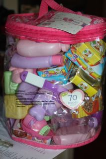 Baby Doll play items