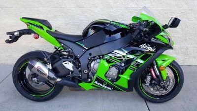 2016 Kawasaki Ninja ZX-10R ABS KRT Edition Supersport Motorcycles Pelham, AL