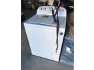 Whirlpool WTW5000DW White Washing Machine