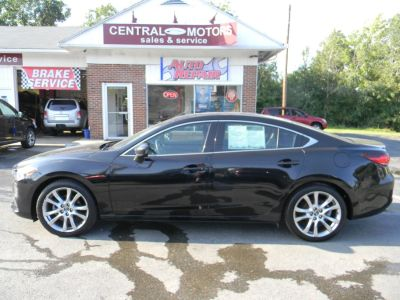 2014 Mazda Mazda6 i Grand Touring (Jet Black Mica)