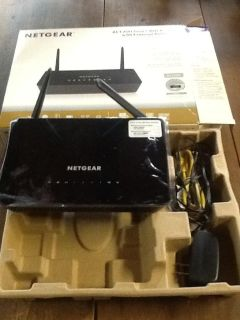 NETGEAR   AC 1200 Smart WiFi Router