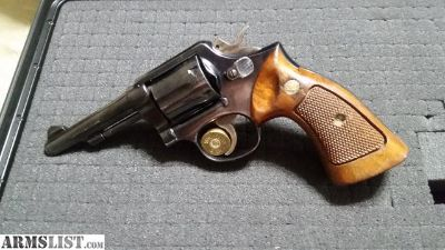 For Sale: S&W Model 10