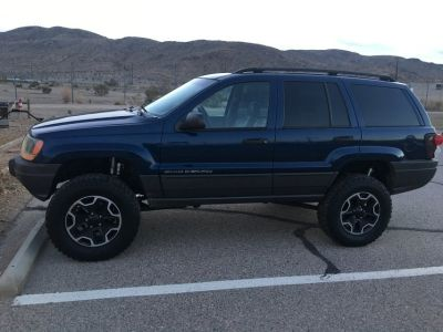 2002 Grand cherokee long arm lift