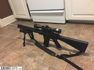 For Sale: Custom AR
