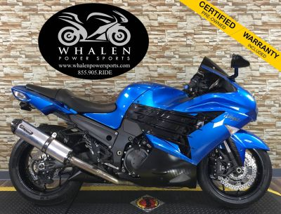 2012 Kawasaki Ninja ZX -14R SuperSport Motorcycles Port Charlotte, FL