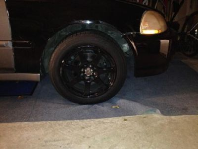 $600 OBO Rims and Tires