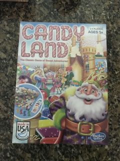 New in box Candy Land