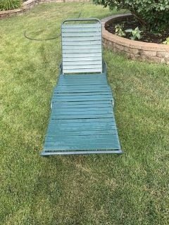 8 - commercial grade patio / pool lounge chairs. $50 each