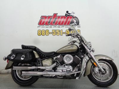 2005 Yamaha V Star 1100 Silverado Cruiser Motorcycles Tulsa, OK