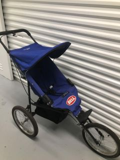 Bell Running Jogging Fitness Stroller. Porch Pick up Available. Staples Mill at 295.
