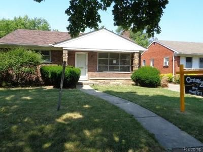 3 Bed 2 Bath Foreclosure Property in Dearborn, MI 48124 - Linden St
