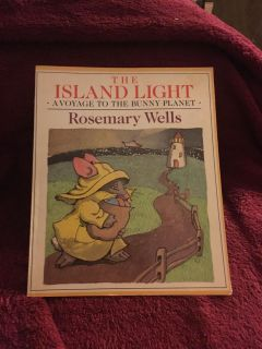 The Island Light - A Voyage to the Bunny Planet