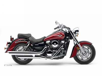 2006 Kawasaki Vulcan 1600 Classic Cruiser Motorcycles Monroe, MI