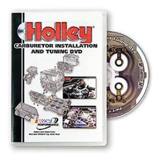 Buy Holley 36-381 Carburetor Installation & Tuning DVD motorcycle in Delaware, Ohio, United States, for US $30.75