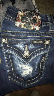 Miss Me Jeans & Miss Me shorts size 26&27