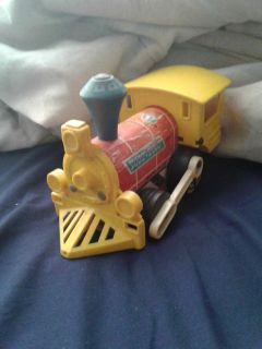 Vintage Fisher price Toot - toot