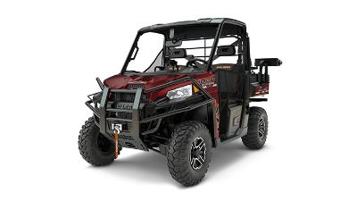 2017 Polaris Ranger XP 1000 EPS Ranch Edition Side x Side Utility Vehicles Lowell, NC