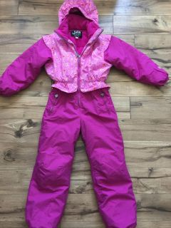 Awesome Warm Snowsuit 6X/7