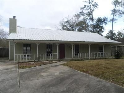 3 Bed 2 Bath Foreclosure Property in Slidell, LA 70460 - Live Oak St