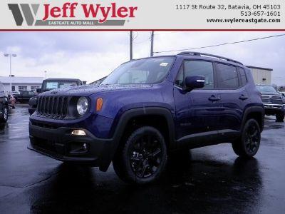 2017 Jeep Renegade Altitude (Jetset Blue)