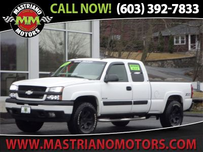 2005 Chevrolet Silverado 1500 Work Truck (Not Specified)