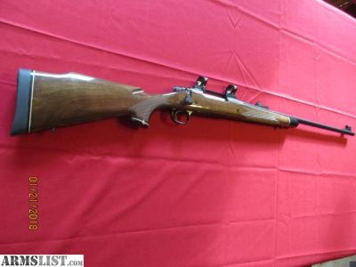 For Sale: Remington Bdl 700 With Engraving 7 Mm Magnum
