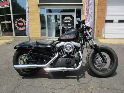 2012 Harley-Davidson Sportster Forty-Eight Sport Motorcycles South Saint Paul, MN